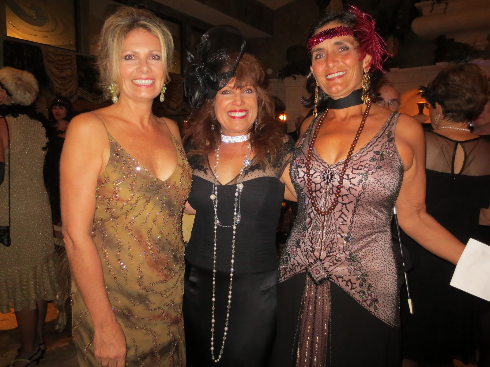 Melba And Cucho S Great Gatsby Party Debbi Benedict